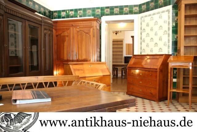 kontor schreibtisch eiche um 1925 mit rolladen hbt 105x165x80cm ebay. Black Bedroom Furniture Sets. Home Design Ideas